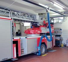 Feuerwehr Saugschlitzanlage